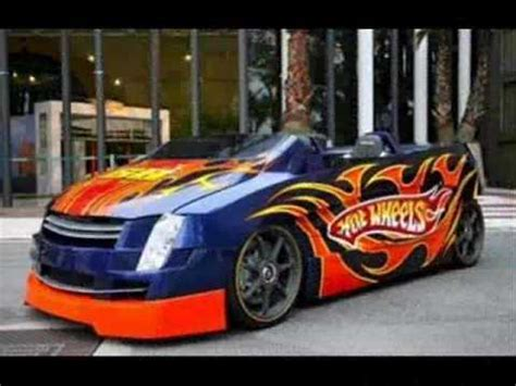 imagenes autos hot wheels reales hot wheels real cars scale 1 1 youtube