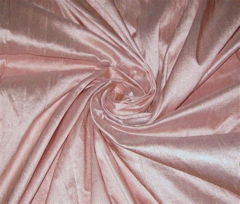 fabric wholesale baby pink 100 dupioni silk fabric wholesale bolt roll 32