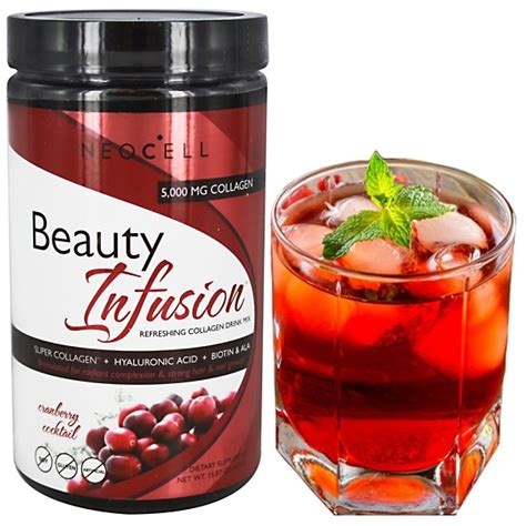 Cranberry Collagen 5000mg bột neocell collagen infusion 5000mg