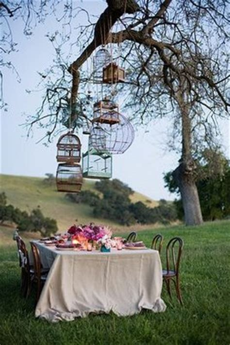 bird cages are no longer just for birds a realistic wedding