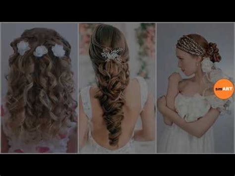 flower girl updo hairstyles super cute little girl