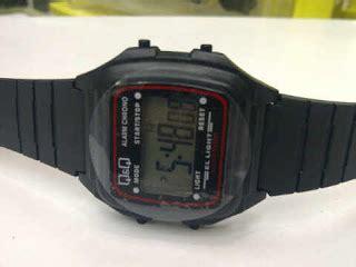 Jam Qq Qq Vq50j Original Vq50 Ungu Transparan q q pusat jam tangan original murah