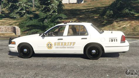 volvo sa office ford crown 1999 sheriff v1 0 for gta 5