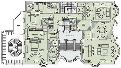 floor plans mansions image gallery mansion floor plans