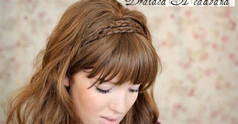 tutorial kepang rambut sederhana kanubeea hair clip tutorial bikin bando kepang sederhana