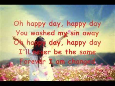 s day verses lyrics jesus culture oh happy day with lyrics