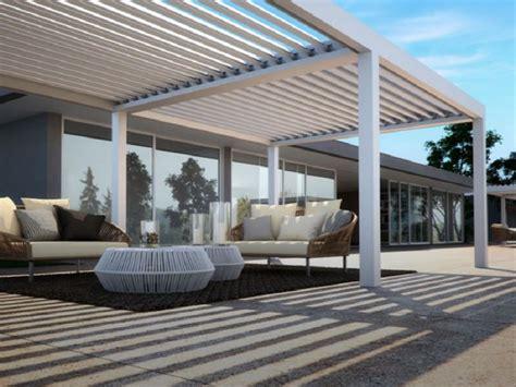 pergole da terrazzo pergolati e pergole da giardino per terrazzi strutture esterni