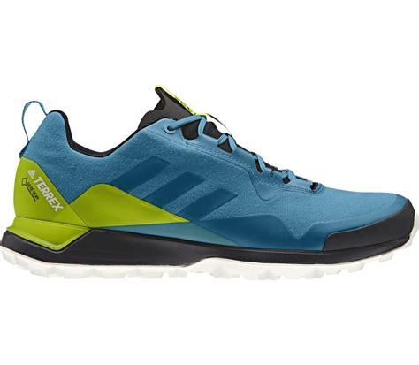 Sepatu Sport Adidas Running Terrex adidas terrex cmtk gtx s trail running shoes blue yellow buy it at the keller sports