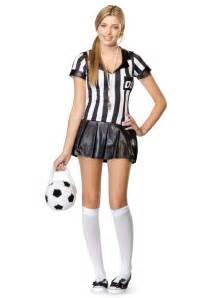 Teen girls referee costume girls referee teen halloween costumes