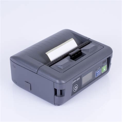 Rugged Portable Printer 4 Rugged Receipt Printer