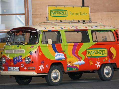 furgone figli dei fiori volkswagen bulli foto 2 di 5 35511