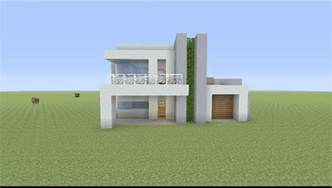 Modern Houses Minecraft How To Build A Small Modern House In Minecraft