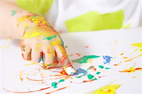 Nourish The Whole Child With Finger Painting Nourishing