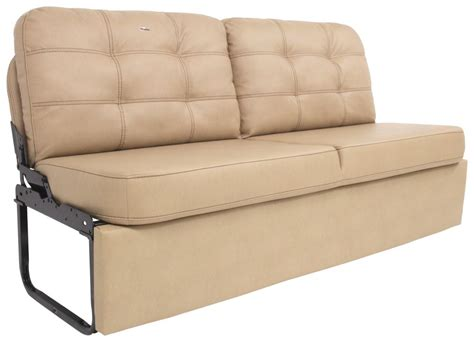 pivot couch thomas payne rv jackknife sofa with leg kit 68 quot long