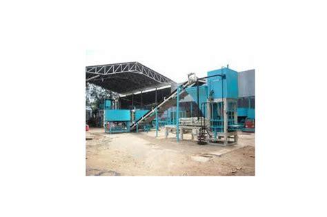 fly ash brick plant