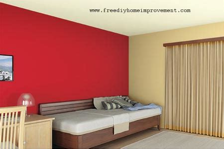 colour combination for walls interior wall paint and color scheme ideas diy home improvement tips ideas guide