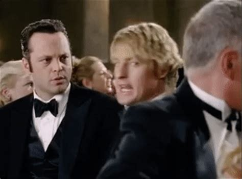 Wedding Crashers I Ll Find You Gif by Wedding Crashers No Excused Play Like A Chion Gif