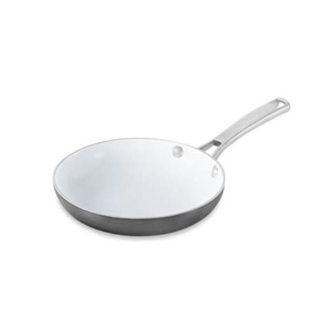 10 Inch Ceramic Fry Pan With Lid by Buy Oneida 174 Ceramic Nonstick 8 Inch Fry Pan From Bed Bath