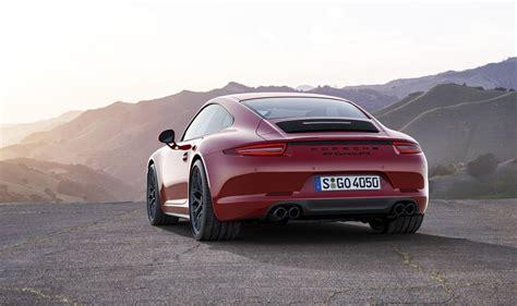 Porsche 911 Gts 2015 by 2015 Porsche 911 Gts Revealed