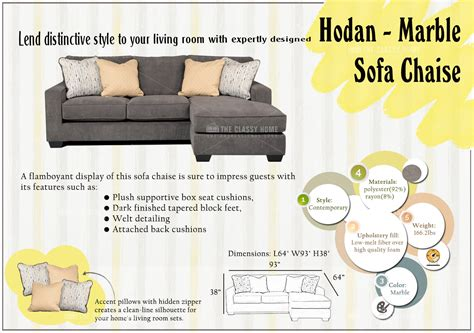 ashley hodan sofa chaise sofa chaise combo chaise lounge loveseat the types of with