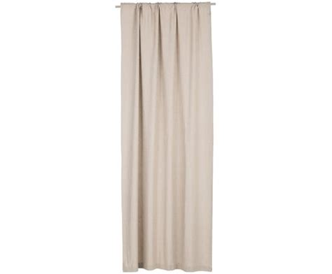 leinen vorhange gardinen leinen beige pauwnieuws
