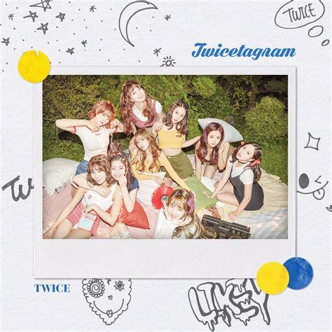 1st Album Twicetagram update reveals lyrics of quot likey quot preview photos of album quot twicetagram quot soompi
