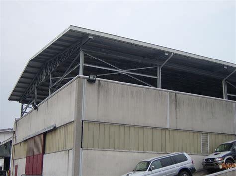 tettoie industriali tettoie industriali brescia tami