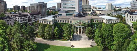 Of Ottawa Mba by About Tabaret Tabaret Of Ottawa
