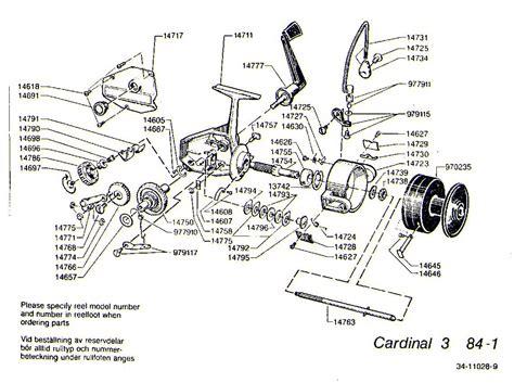 abu garcia reel parts diagram abu garcia reel parts schematics abu garcia 5500c3