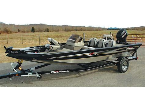 triton aluminum bass boat reviews used 2007 triton boats vt 17 for sale duncannon 17020