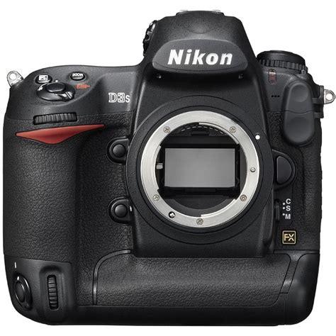 used nikon d3s digital slr only 25466b b h photo