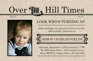 free printable 50th birthday invitations templates 50th birthday invitations birthday invitations