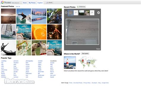 imagenes web picasa picasa web albums guarda tus fotos encontrar a tus