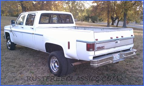 chevy crew cab dually  sale  owner