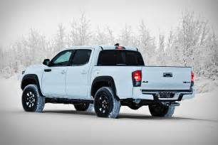 Toyota Trucks 2017 Toyota Tacoma Trd Pro Truck Uncrate