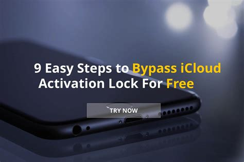 steps  bypass icloud activation lock  iphone