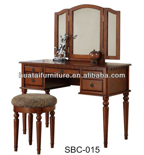 Portable Vanity Set wooden vanity set with portable tables hotel vanity set
