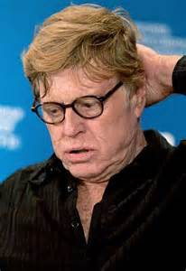 does robert redford wear a hair robert redford s hideous crocodile skin