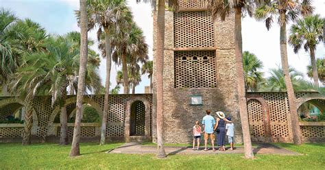 atalaya castle   coastal south carolina getaway