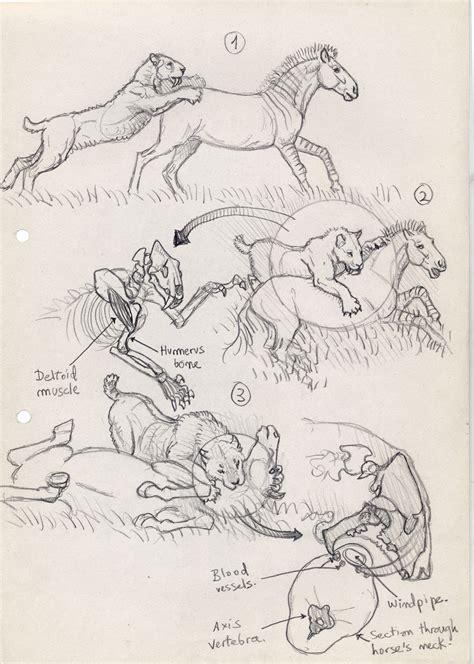sketchbook big january 2013 chasing sabretooths