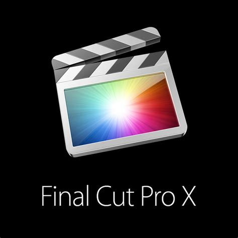 X Pro cut pro x advanced editing total