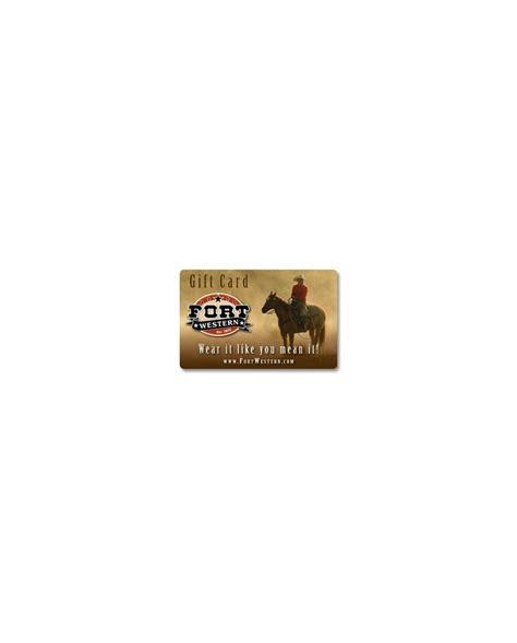 Gift Card Brands - fort brands gift card fort brands