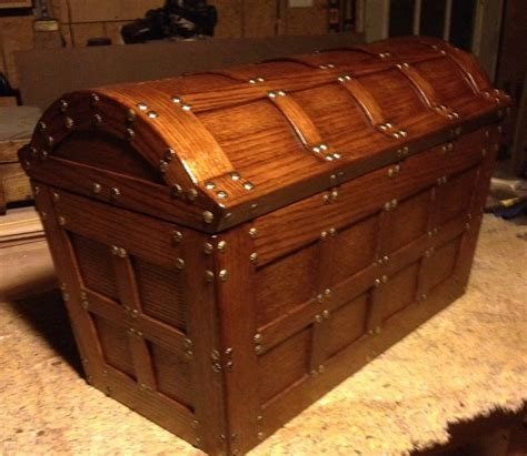 treasure chest woodworking plans treasure chest by classicchests lumberjocks