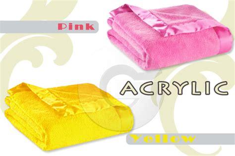 Kain Acrylic fitinline kain acrylic
