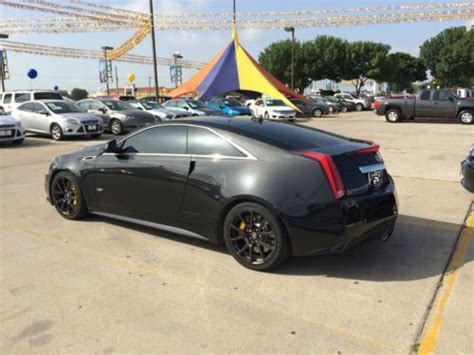 cadillac 2 door coupe 2012 sell used 2012 cadillac cts v coupe 2 door 6 2l 707rwhp
