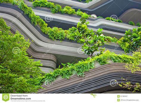 terrazzi moderni terrazzi moderni fotografia stock immagine 51782437