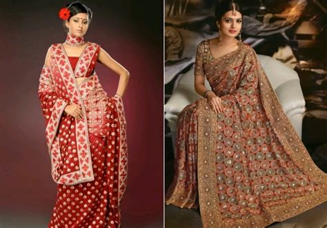 Sari Gold Series indian bridal and wedding wear