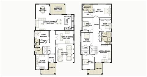 extended family house plans nu caprice provincial homes