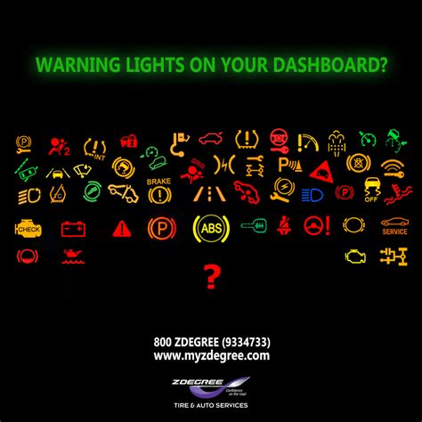 Auto Warnleuchten by Do You Understand Your Car S Dashboard Tag Your 3 Friends