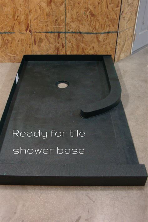 shower bath base 5 tips for a chagne shower on a budget